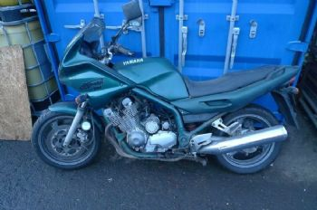 YAMAHA XJ900 DIVERSION BREAKING REQUEST A PART